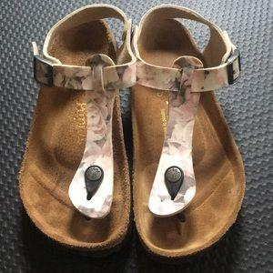 Papillio sandals by Birkenstock